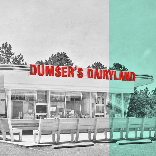 Dumsers Dairyland Ocean City Maryland Ice Cream